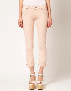 Image 4 ofCITIZENS of HUMANITY Dylan Boyfriend Jeans In Flamingo