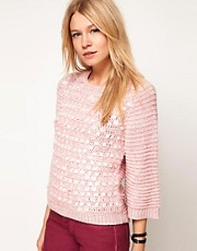 ASOS Premium Embellished Jumper