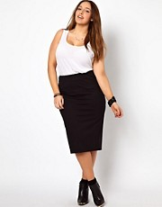 New Look Inspire Pencil Tube Skirt