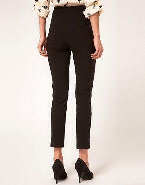 Image 2 ofASOS Skinny Crop Trousers