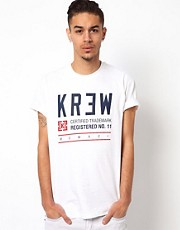 Kr3w T-Shirt Registered Logo