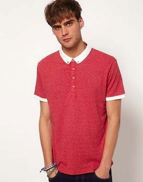 Image 1 ofRiver Island Polo Shirt