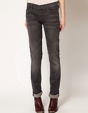 Goldsign Misfit Slim Leg Jeans in Mia