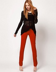 Kimberly Ovitz Slinky Trouser