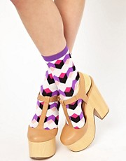 Eley Kishimoto Cuboid Socks