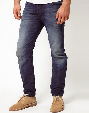 Image 1 ofDiesel Jeans Carrot Rombee