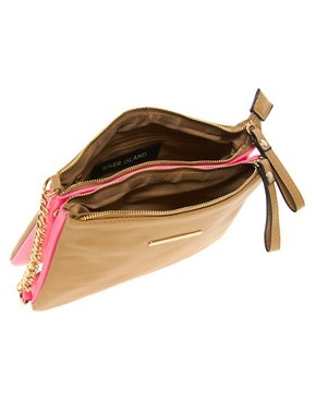 Image 2 ofRiver Island Double Gusset Bag