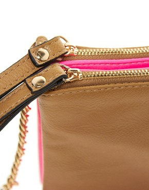 Image 4 ofRiver Island Double Gusset Bag