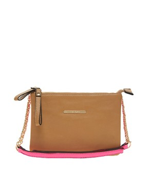 Image 1 ofRiver Island Double Gusset Bag