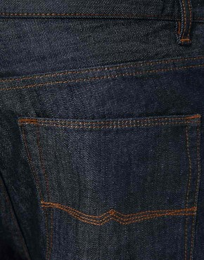 Image 4 ofASOS Slim Fit Indigo Jeans