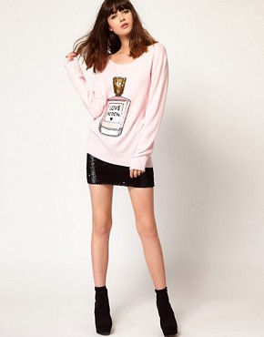 Image 4 ofWildfox Love Potion Jumper