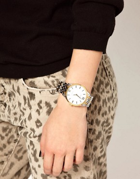 Image 4 of Sekonda Two Tone Bracelet Watch