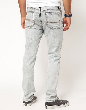 Image 2 ofASOS Super Skinny Jean With Light Acid Wash