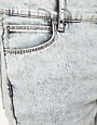 Image 4 ofASOS Super Skinny Jean With Light Acid Wash