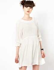 The WhitePepper Smock Dress