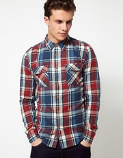 Revolution Check Shirt