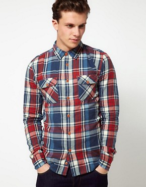 Image 1 ofRevolution Check Shirt