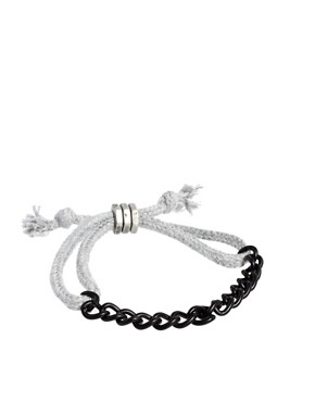 Image 1 ofIcon Brand Rope Bracelet