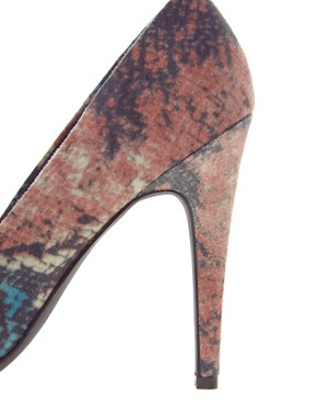 Image 2 ofASOS PARIS Pointed High Heels