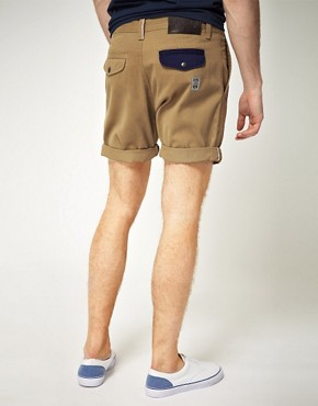 Image 2 ofTrainerspotter Fremont Chino Shorts