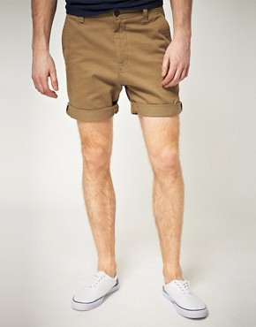 Image 1 ofTrainerspotter Fremont Chino Shorts