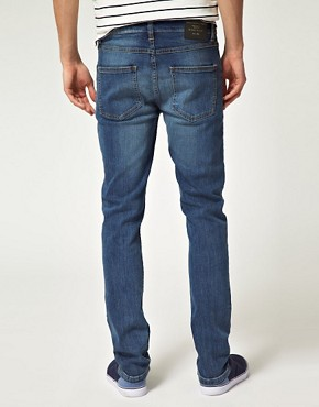 Image 2 ofRiver Island Victor Skinny Fit Jeans