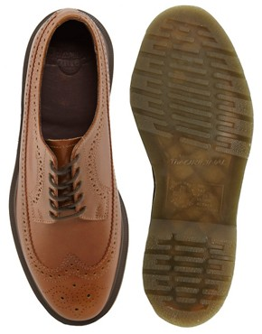 Image 2 ofDr Martens Longwing Brogues