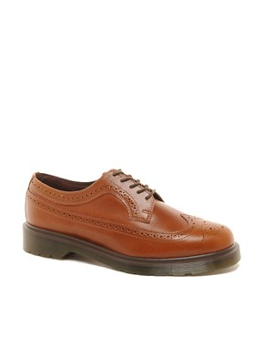 Image 1 ofDr Martens Longwing Brogues