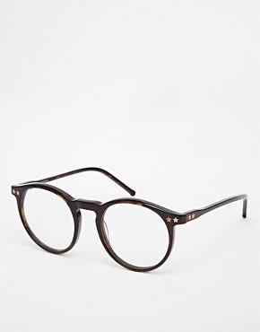 Wildfox Steff Round Glasses