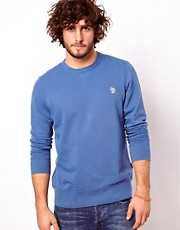 Paul Smith Jeans  Sweatshirt mit Zebra