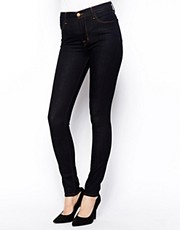 J Brand  Maria  Jeans mit hohem Bund