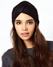 Gorro estilo turbante de ASOS