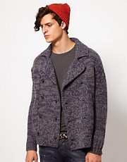 Diesel - Cardigan pesante
