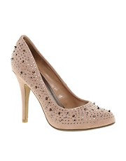 New Look Stalker Studded Court Shoes