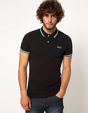 Superdry Tipped Polo Shirt