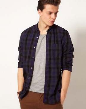 Image 1 ofFrench Connection Checked Shirt