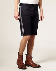 James Long Zip Shorts