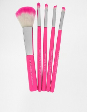 Image 1 ofModels Own Neon 5 Piece Brush Set