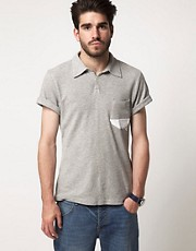 Denham Jonny Pocket Polo