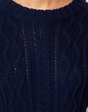Image 3 of ASOS Aran Jumper