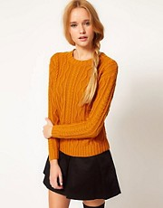 ASOS Aran Jumper