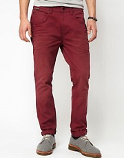 Blood Brother Tapered Jeans