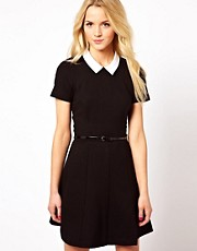 French Connection Mary Stretch Dress