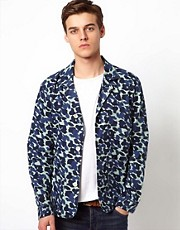 Suit Camo Jacket