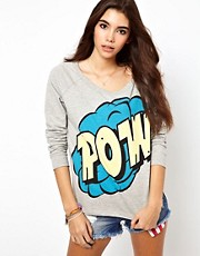 Only Pow Sweat Top