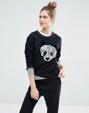 Sportmax Code Panda Sweatshirt