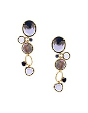 Les Nereides Statement Drop Earrings