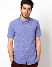 Peter Werth Printed Short Sleeve Shirt