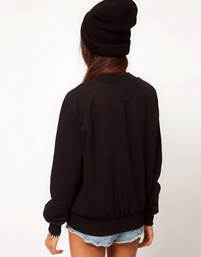 Image 2 ofASOS Sweat Bomber