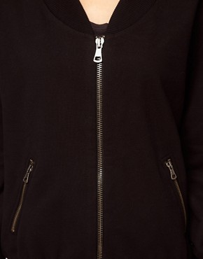 Image 3 ofASOS Sweat Bomber